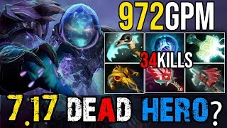 [Arc Warden] This Hero is Not Dead Yet 34Kills 972GPM by Costabile | Dota 2 FullGame