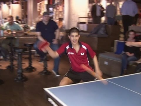 US Ping Pong Prodigy Ready for Rio