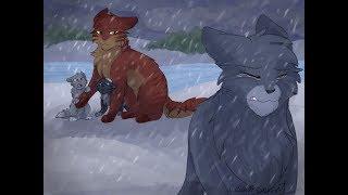 Коты Воители Синегривка и Желудь - Клип Криминал (Заказ)