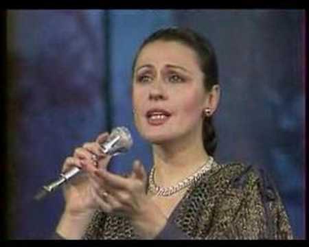 Валентина Толкунова - Скажите, лебеди