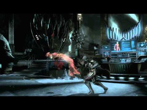 [Comic-Con 2012] Video: Nuevo tráiler de Injustice: Gods Among Us