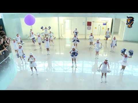 """""""Танцуй, школа!"""": МОБУ гимназия №76 им. Кононцевой Г.В."""