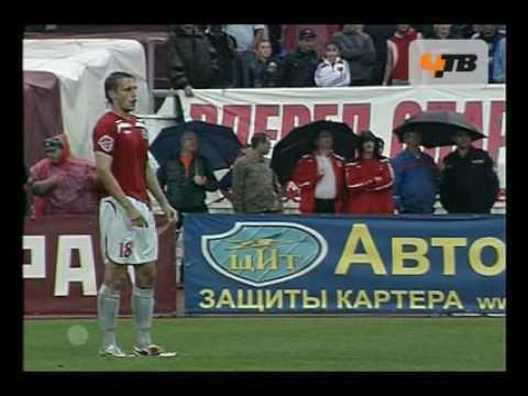 Спартак Нальчик - Спартак Москва 2:4 (Spartak Nalchik - Spartak Moscow)
