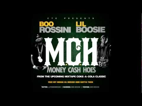 Boo Rossini ft. Lil Boosie - Money Cash Hoes MCH (R.I.P Lil Phat)