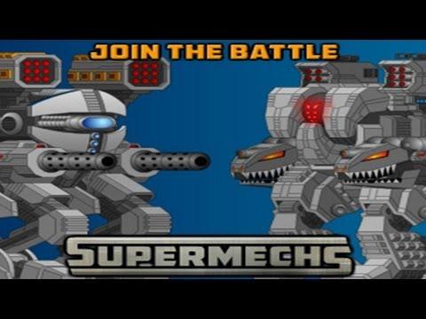 Super Mechs Gameplay [HD]