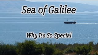 Video: Sea of Galilee - HolyLandSite