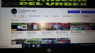 👽💀EL RINCON DEL URBEX nuevo canal!!!
