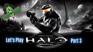 Let's Play Halo: Combat Evolved [Part 3] Truth and Reconciliation