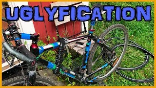 How To Uglify Your Bicycle
