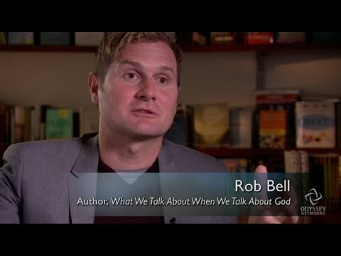 Interview: Why Rob Bell Supports Gay Marriage