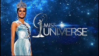 [INJUSTICE] Janine Tugonon- 1st Runner Up Miss Universe 2012 Full