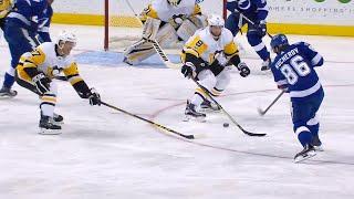 102117 Condensed Game Penguins  Lightning