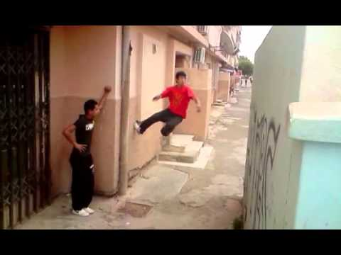 Parkour Free Run Batna 2011 Music Videos