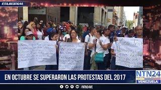 Titulares de las noticias más importantes en Venezuela este #15Nov