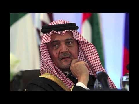 Prince Saud Al Faisal 1)