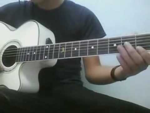 Avenged Sevenfold   Dear God Lead Guitar Cover By Xivius video