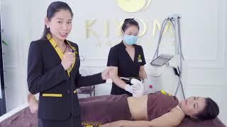 Diễn viên Ngân Quỳnh giảm béo cấp tốc thành công tại TMV Kiyomi