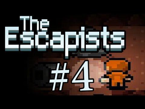 ТЮРЕМНАЯ ЖИЗНЬ! The escapists #4