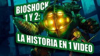 Bioshock 1 y 2: La Historia en 1 Video