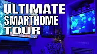 2019 Ultimate Smarthome Tour : Best Smart Home Tech for 2019