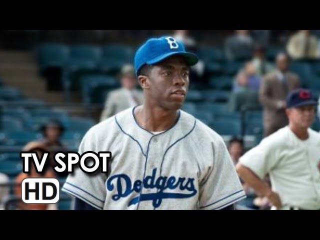 42 Jackie Robinson biopic - Extended TV Spot (2013)