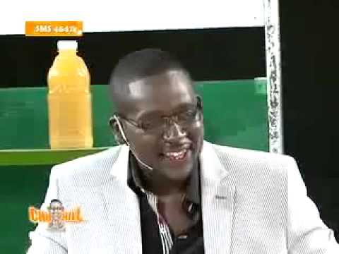 RH Raila Amolo Odinga on Churchill Live - June 2011