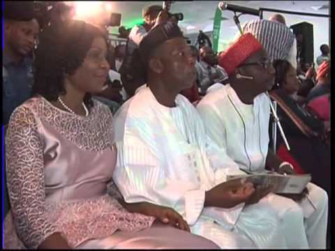 Ministers At Town Hall Meeting In Lagos