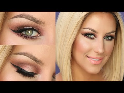 Soft Skin & Sultry Eyes Tutorial