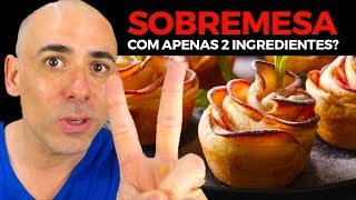 Sobremesa DOCE, SAUDÁVEL , BARATA e que EMAGRECE | Dr Dayan Siebra