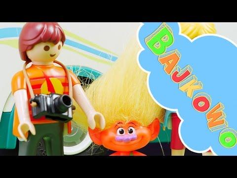 Spotkanie z trollem | Playmobil & Trolle | Bajki dla dzieci