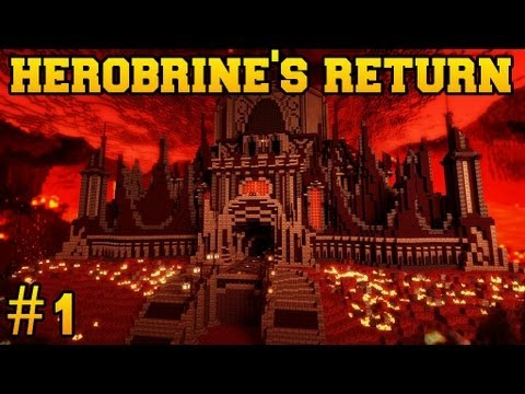 Minecraft: Herobrine's Return - Part 1