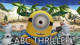 ABC Thriller   Nursery Rhymes for Kids   Baby Songs   Preschool Songs  kids song