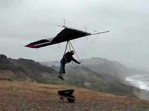 Hang Gliding fun Video