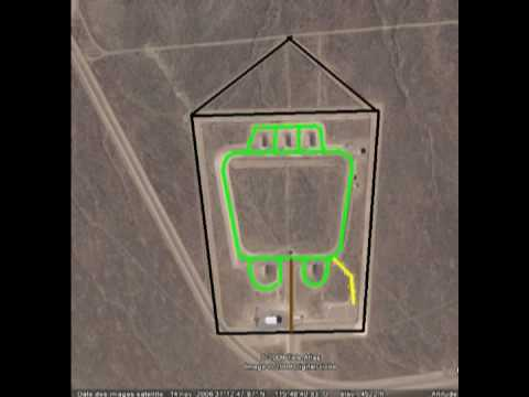 google circles homepage. Google Earth secret hidden place ! Huge UfO sign like crop circle in middle