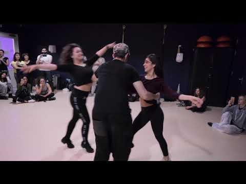 Pablo + Leticia + Brenda - Dutch Zouk 2018 - Lamba Tres