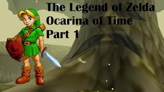 The Legend of Zelda Ocarina of Time Part 1 - The Deku Tree