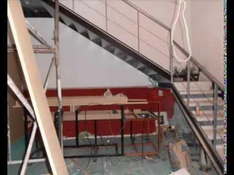Barra para bar concrete countertop youtube - Barras de bar ...
