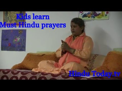 Must Hindu Prayers for Kids
