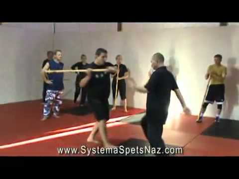 Russian Combat - Systema Spetsnaz Seminar - Missouri - Part 2 Image 1