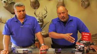 CORBON President Peter Pi and Mike Shovel talk and explain four lines of CORBON ammunition