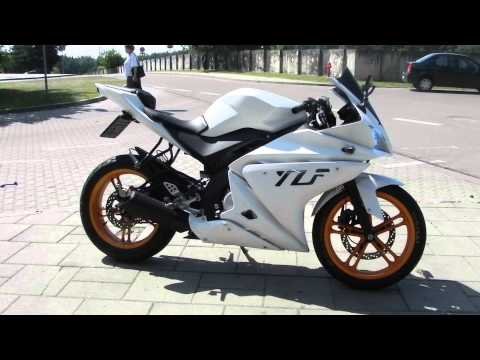 yamaha yzf r125 optik tuning how to save money and do it. Black Bedroom Furniture Sets. Home Design Ideas