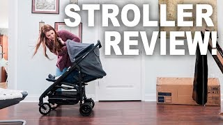 Something EXCITING & Stroller Review!