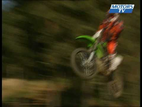 Bike test KAWASAKI 450 KXF