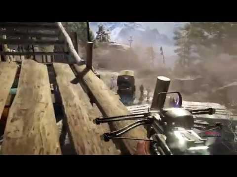 Поиграл в Far Cry 4 - первые впечатления (Лучшие игры Е3 2014 - FarCry4)