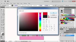 3.3 Creating an Invitation_ Adobe Illustrator CS5