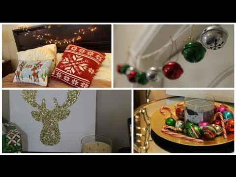 Diy Holiday Room Decorations