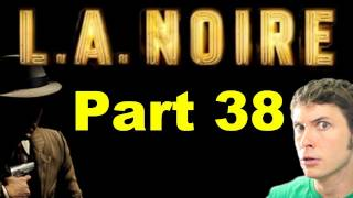 L.A. Noire - GAS STATION OWNAGE - Part 38