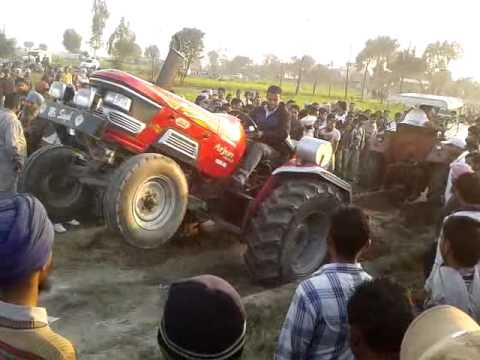 Arjun Vs Belarus Tractor Pind Tajpur video