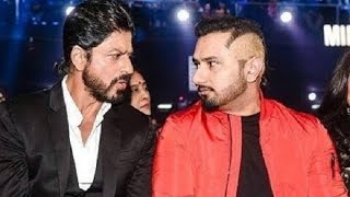 Yo Yo Honey Singh At Mirchi Music Awards 2016