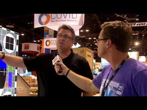 InfoComm 2013: Gary Kayye Speaks with Christie's Senior Director of Product Management John Stark